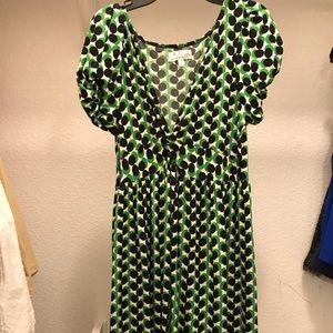 M.L.L.P polka dot dress